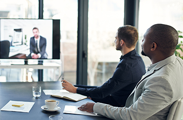 AV Equipment & Services Video Conferencing from Visual Technologies in Syracuse NY