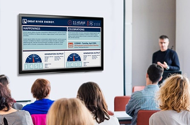 Digital Signage Solutions from Visual Technologies in Syracuse NY